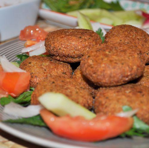 cuisine libanaise Les Falafels