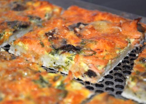 quiche au flexipan demarle Pizza Quiche au saumon