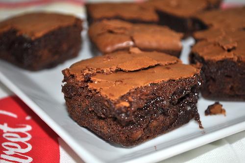 brownie de nigela lawson Brownie au chocolat et noix de pécan