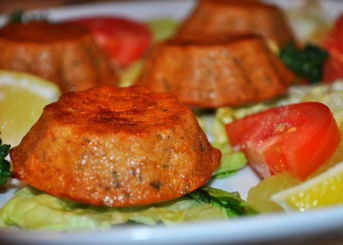 muffin salés Bouchons au Thon