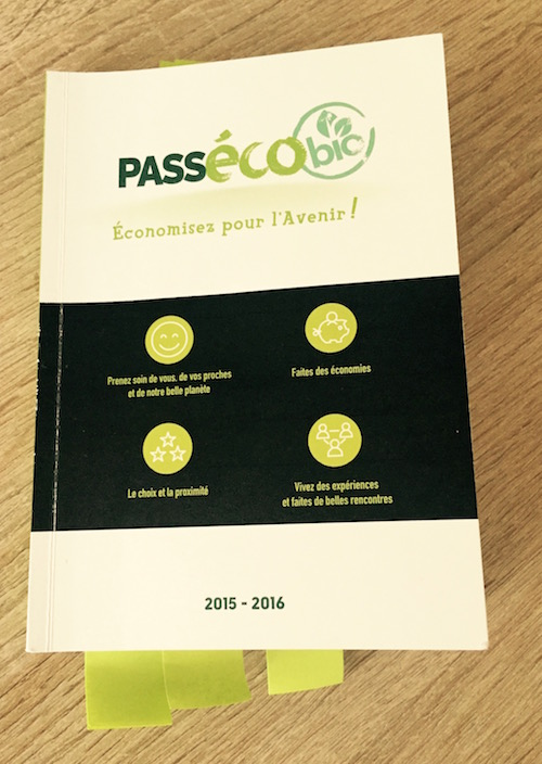 produits bio alsace Jai testé le Pass Eco bio