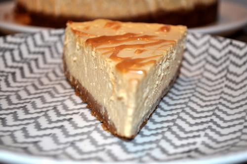cheese cake caramel mascarpone Cheese cake au caramel