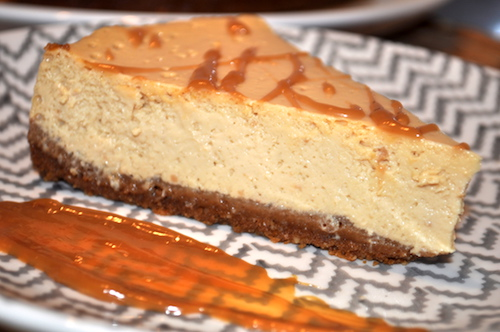 cheese cake mascarpone Cheese cake au caramel
