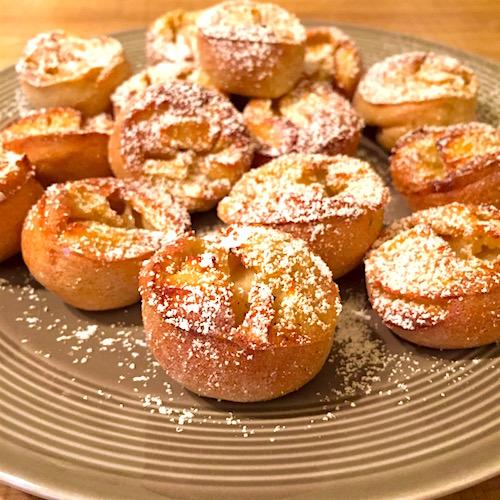 crepes soufflees pommes Crêpes Soufflées aux pommes