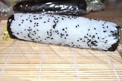 califorian rolls