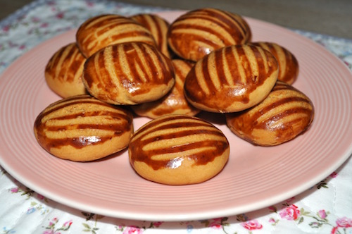 galette marocaine au miel