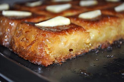 recette icookin Moelleux aux pommes