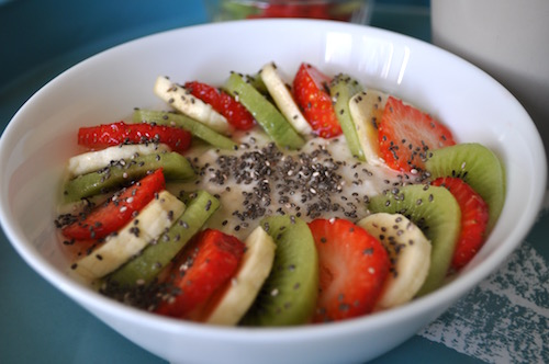 poridge Porridge aux Fruits