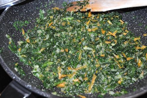epinard cuisine Tarte épinards ricotta